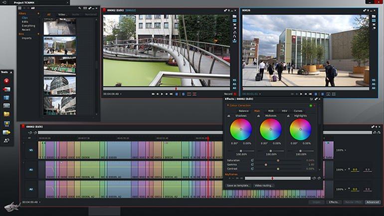 lightworks video editing app
