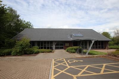 Web design office in Talgarth