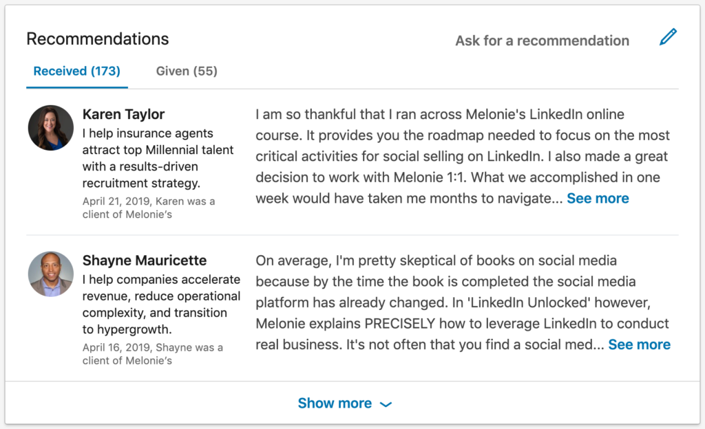 How to Win at the Social Proof Game: LinkedIn Endorsements vs. Recommendations