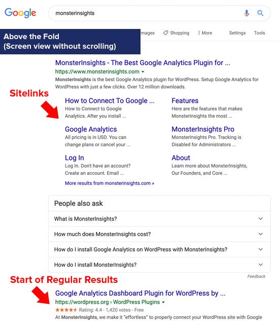 How To Get Google Sitelinks For Your Wordpress Site Brayve Digital
