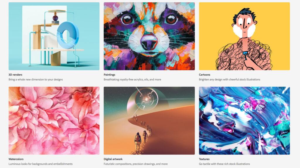 the-best-stock-art-websites