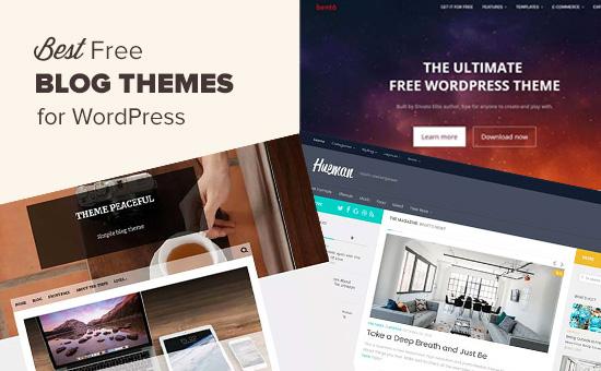 61 Best Free Wordpress Blog Themes For 2020 Brayve Digital