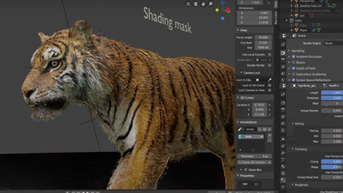 Blender tools: features every 3D artist should know | Brayve