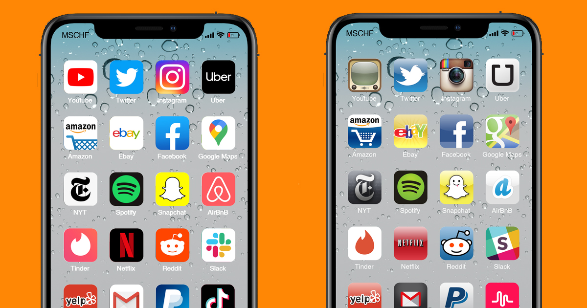 You Can Now Get Retro Iphone App Icons And You Ll Want Them All Right Now Brayve Digital