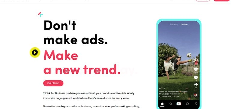 TikTok Launches 'TikTok for Business' Platform for Marketers ...