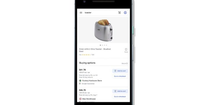 Google Removes Commission Fees for 'Buy on Google' Product ...