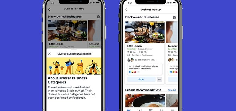 Facebook Adds New Resources to Support Black-Owned Businesses ...